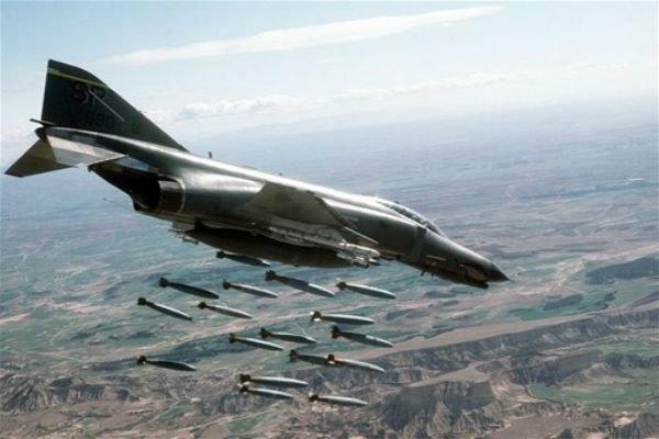 مقتل العشرات من الدواعش بضربة جوية بالشرقاط