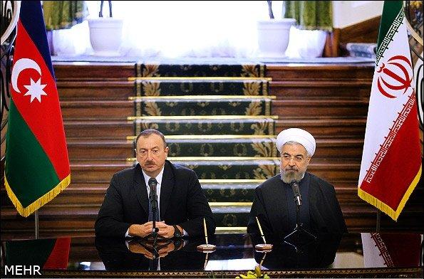 الحوار البنّاء بين ايران وجمهورية اذربايجان بشأن استثمار طاقة بحر قزوين