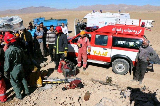 حوادث جاده ای در گلستان ۵مصدوم و یک کشته برجای گذاشت