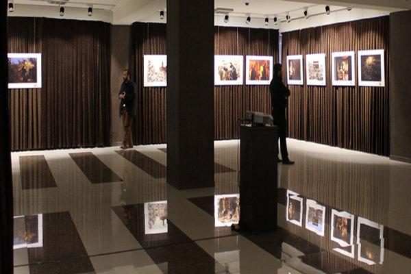 نمایشگاه «چهرههای معاصر آذربایجان» در اردبیل گشایش یافت