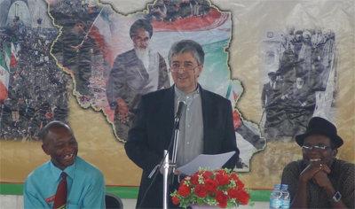 بررسی «نقش ایران در صلح جهانی پس از انقلاب اسلامی» در تانزانیا