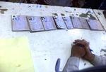 مشارکت مردم بیله سوار در انتخابات ۵۵درصد است