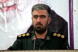 سرهنگ عبدالحسین ایمانی فرمانده سپاه ناحیه اهر