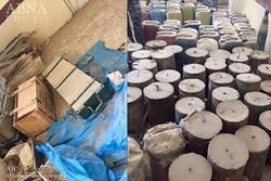 """العراق: تدمير المقر العام لتنظيم """"داعش"""" في منطقة المطيبيجة"""