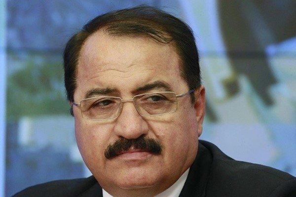 ریاض حداد سفیر سوریه در روسیه