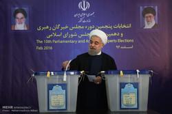 Reformcular açık ara önde: Tahran'da 30'da 30 yaptılar