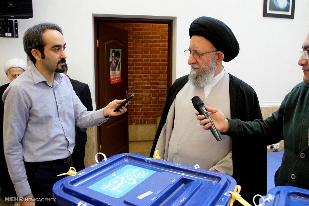 انتخابات مجلس خبرگان و مجلس شورای اسلامی در گرگان