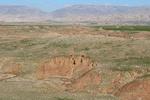 دیوار ۲۰ کیلومتری هخامنشی در مشهد مرغاب کشف شد