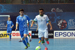 National futsal outfit finishes 3rd in Thai tournament