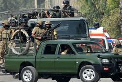 نیروهای ارتش پاکستان