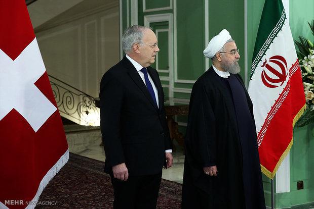 JCPOA, roadmap implementation on Rouhani's agenda for Bern visit