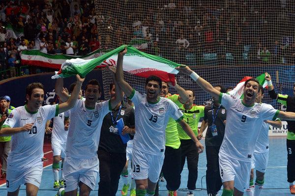 دو ایرانی در جمع ۱۰ بازیکن برتر فوتسال جهان