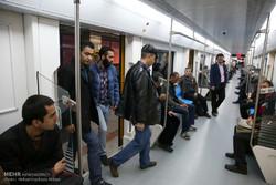 مراسم بهره برداری از 57 دستگاه واگن جدید مترو