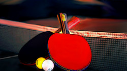 Table tennis players off to India