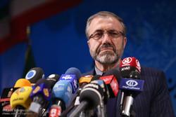 نشست خبري حسين ذوالفقاري معاون امنيتي ،انتظامي وزير كشور