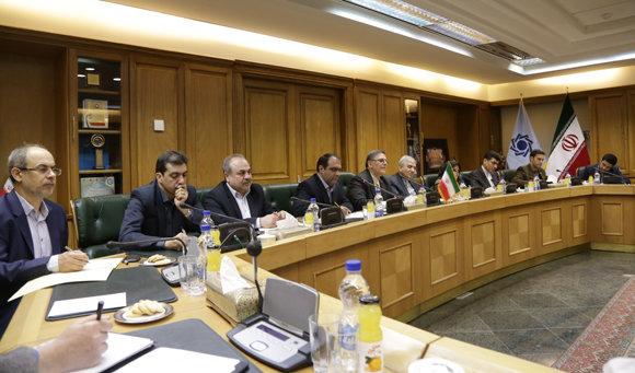 Tehran, Seoul to boost banking ties