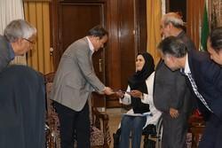پرچمدار کاروان ورزش ایران راهی ریو شد/ دو تیم ملی هم اعزام شد