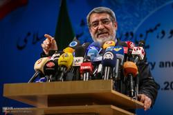 نشست خبری عبدالرضا رحمانی فضلی وزیر کشور