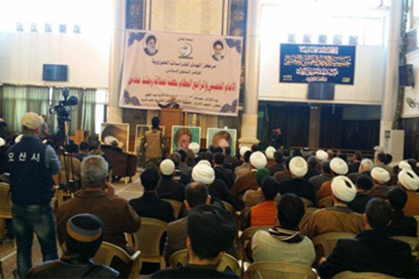 تشکیل نیروهای بسیج مردمی عراق؛ امتداد تفکر امام خمینی(ره) است