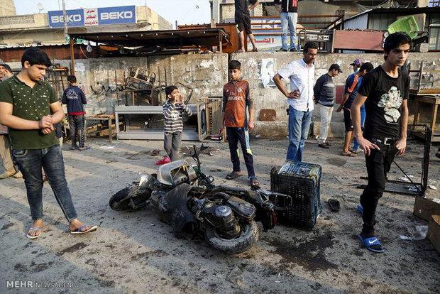 برلمانية عراقية : تواطؤ سياسيين مع اجندات دولية ادت الى موجة التفجيرات الاخيرة