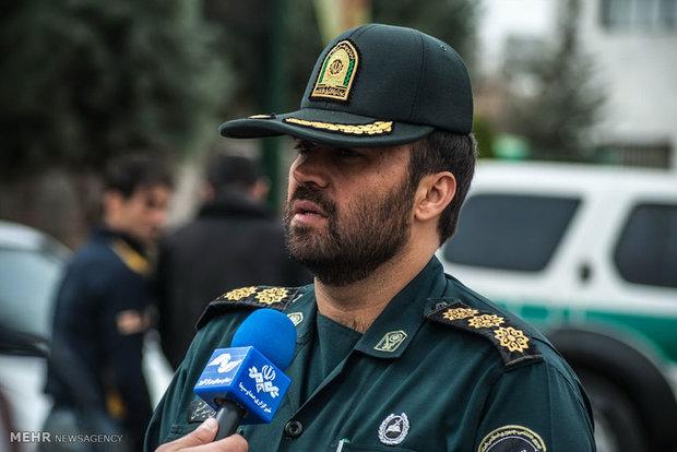 دستگیری سارقان خودرو در آتشگاه