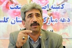 حسینقلی قوانلو مدیرکل صنعت معدن تجارت گلستان