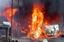 انفجار دو خودروی بمب گذاری شده در «فلوجه» عراق