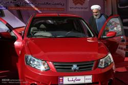 İran otomotiv sektörünün yeni ürünleri