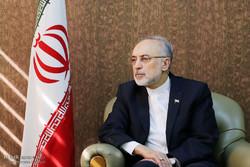 صالحي : الخبراء الايرانيون سيتولون تشييد الابنية الخاصة بالمفاعلین الجديدین