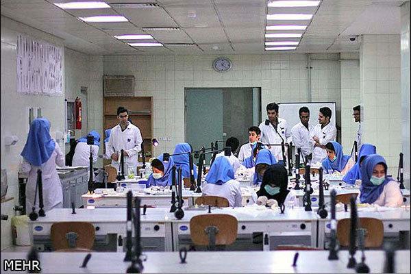 دانشکده دندانپزشکی شهید بهشتی عنوان برترین دانشکده را کسب کرد
