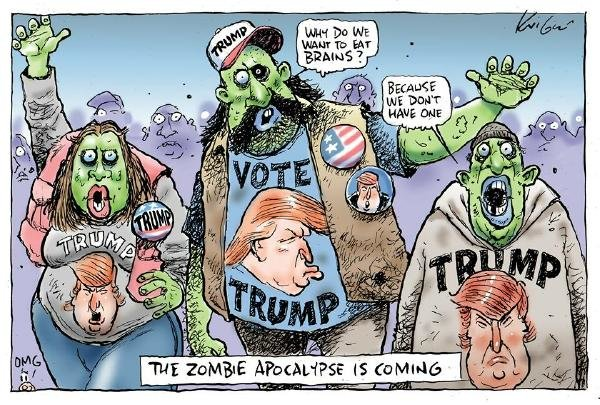 ing Up On The New Year Political Cartoons also Old fart additionally Elizabeth Warren Wall Street 215452 likewise Take Control No Control additionally Halloween Gothic House Animated Gif. on cartoon trump