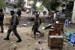 17 people dead, 50 injured in blast in Afghanistan