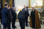 دیدار وزیر امور خارجه رومانی با آیتالله هاشمی رفسنجانی