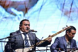 لغو کنسرت دولتمند خالف به علت عارضه مغزی و قلبی