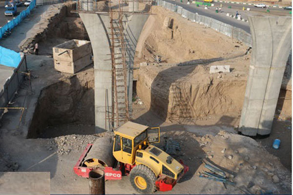 پل روگذر «داروپخش» اردبیل سال آینده به بهرهبرداری میرسد