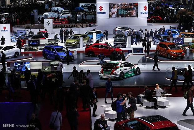 نمایشگاه خودرو ژنو مجله ماشین مجله خودرو سوپرماشین خودرو سوپر اسپرت