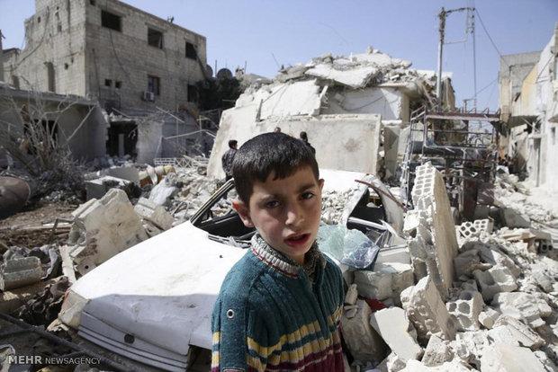 اتفاق روسي أمريكي حول التهدئة في اللاذقية وضواحي دمشق ابتداء من الغد