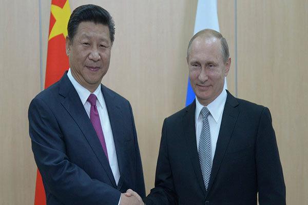 امریکہ کا مقابلہ کرنے کے لئے روس اور چین کے درمیان تعاون میں اضافہ