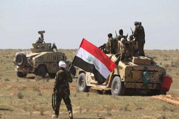 فیلم/استقبال ساکنان «جزیره سامراء» عراق از نیروهای مردمی