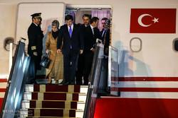 Davutoğlu'nun Tahran temasları/ Foto