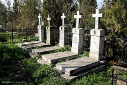 Tahran'ın Ermeniler Mezarlığı