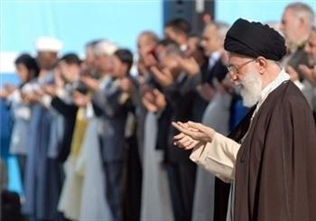 يوم الاربعاء اول ايام شوال بايران وتقام صلاة عيد الفطر بإمامة قائد الثورة الاسلامية