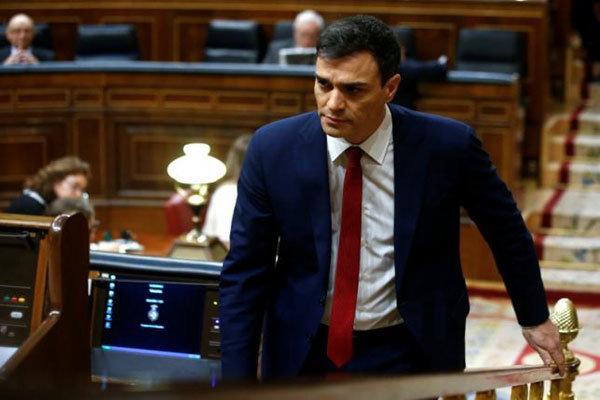 پارلمان اسپانیا خواستار رای گیری دوباره درباره «سانچز» شد