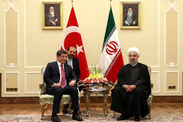 ترکی اور ایران کی علاقائی کشیدگی کو باہمی تعاون سے حل کرنے پر تاکید