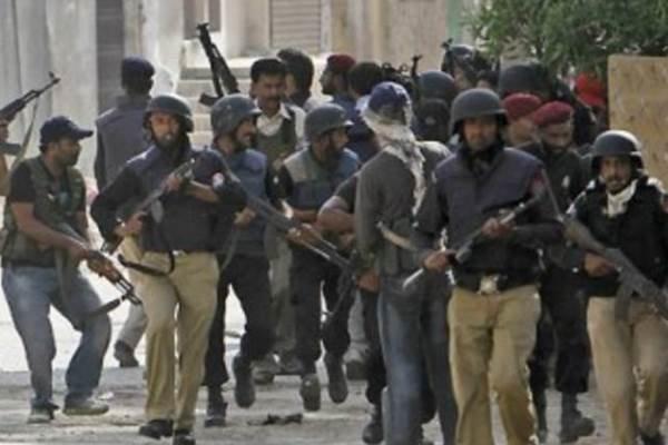 کراچی میں 2 داعش کمانڈر ہلاک