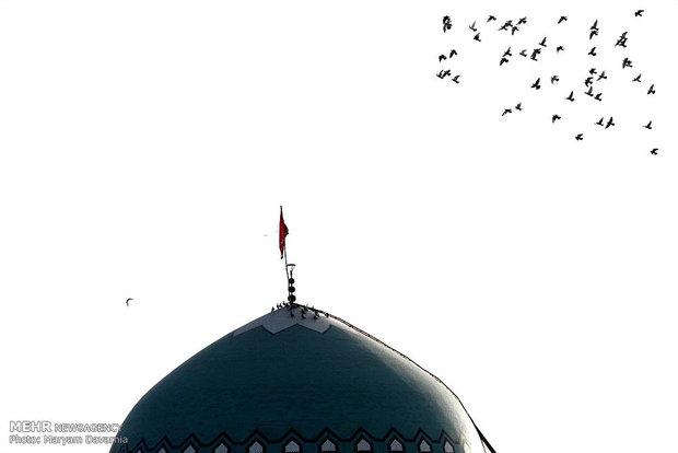 مجاهدان عراقی به جمع راهیان نور پیوستند