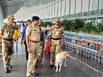 ہندوستان میں ممبئی،حیدر آباد اور چنائی کے ایئرپورٹس کی سکیورٹی ہائی الرٹ