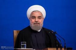 الرئيس روحاني يعقد مؤتمره الصحفي التاسع عصر اليوم