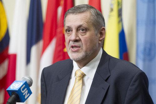 SRSG Kubiš wishes Iraqis peace, unity in Ramadan