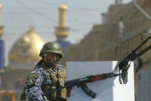 القبض على عناصر بداعش حاولوا ادخال مفخخة الى كربلاء